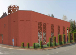 Extension de la mosquée